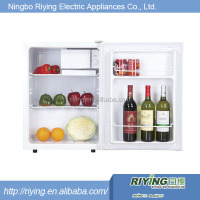 white plastic solar fridge freezer refrigerator