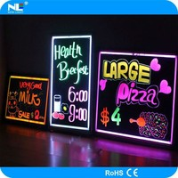 Newlight Newlight Alibaba new invention 60x80cm hand writing led board writing for advertising