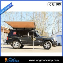 Factory Supply Quickly set up Fresh style Car Side Awning
