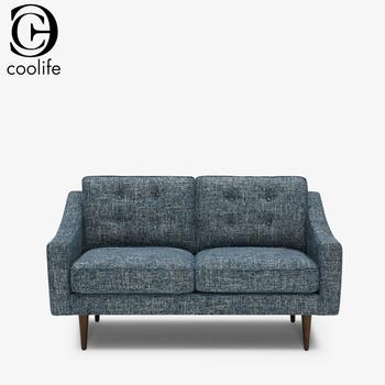 Retail Hotel Loveseat Arabic Style Small Blue Fabric Sofa Set Living Room -  Buy Arabic Style Fabric Sofa,Sofa Set Living Room,Hotel Loveseat Product ...