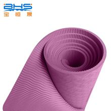 Alibaba China Popular TPE Yoga Mat Rounded Corner Fitness Mat