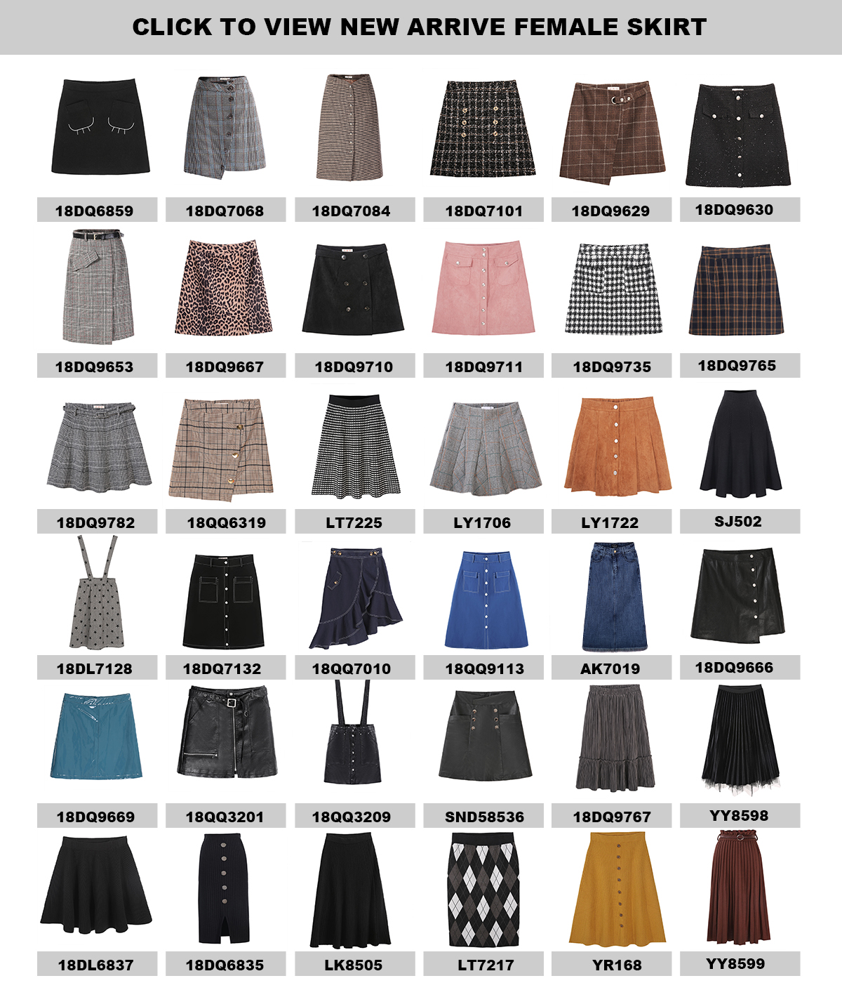 (SND58536) new design women clothing fashion girl PU leather skirt spring street wear Leisure skirts