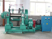 XK-250 Rubber (Plastic) Two Roll Open Mixing Mill/Mixer