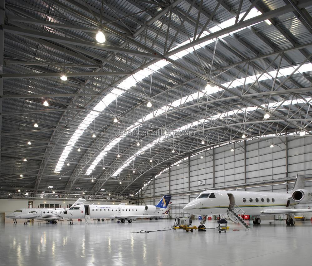 Flat Roof Steel Building Airplane Hangar Buy Flat Roof