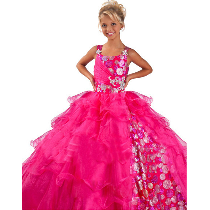 Cheap Girls Glitz Pageant Dress, find Girls Glitz Pageant Dress ...