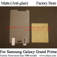 Matte Anti glare Screen Protector Cover protective Film For font b Samsung b font Galaxy Grand