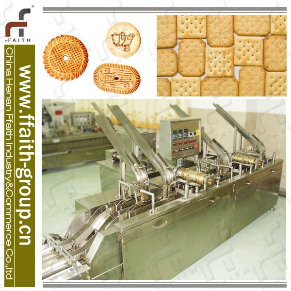 Automatic Biscuit Product Line with Best Quality