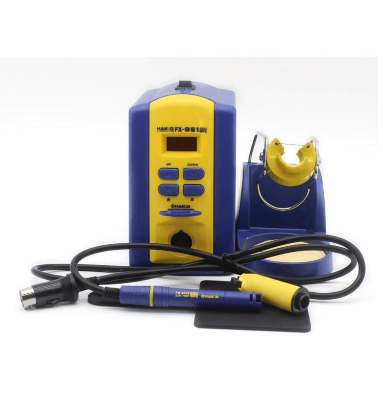 Hakko FX-951 soldering station reworking station