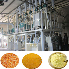 corn grinding machine maize processing machine milling plant