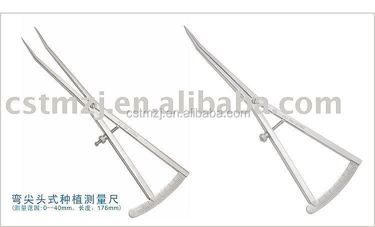 Bone Scaler/Dental Surgical Instruments/Bone Caliper