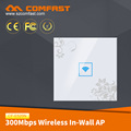 COMFAST CF-E520N 300Mbps In-Wall Wireless Access Point for Hotel with 48V POE