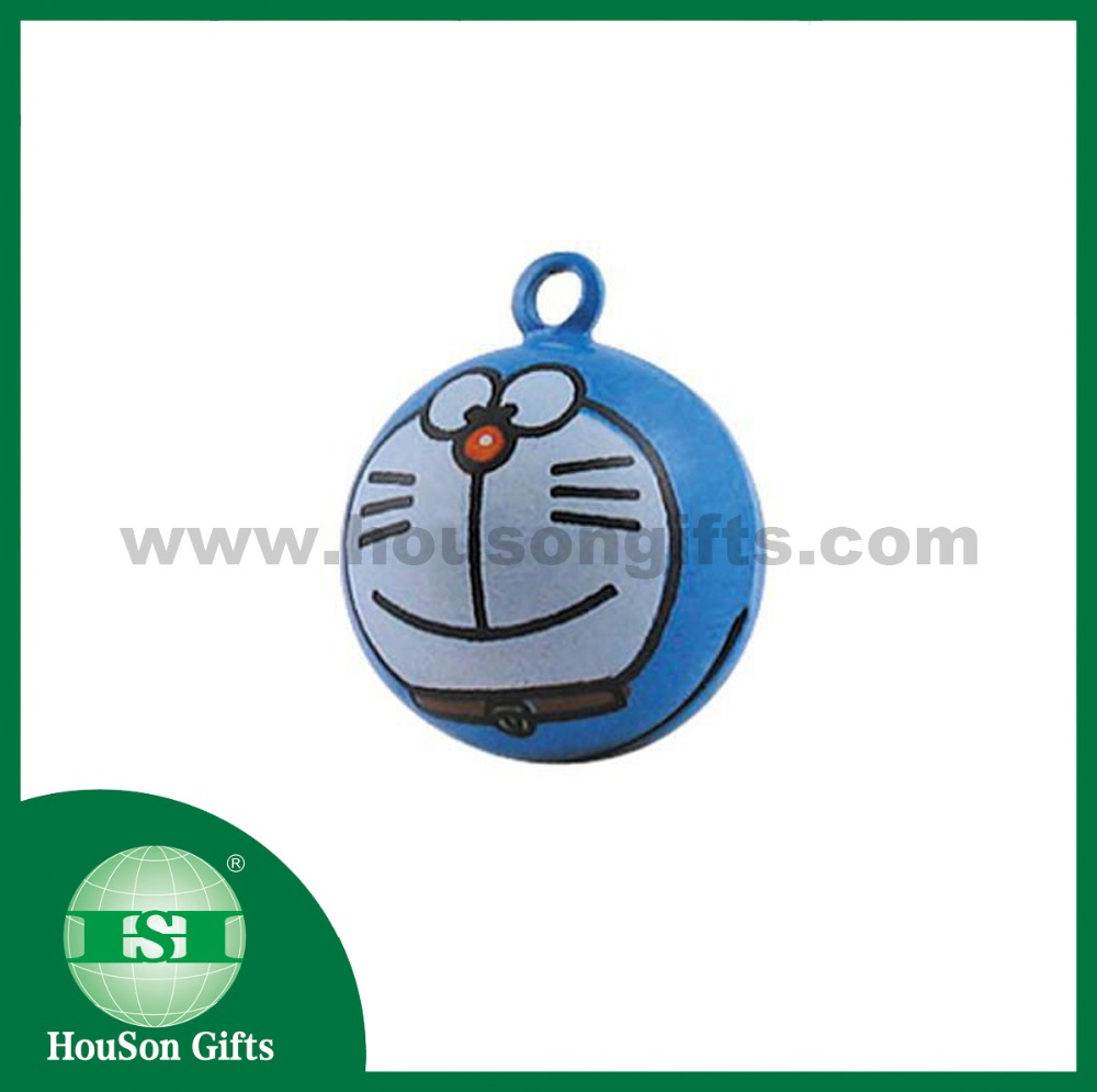 HS556 cartoon bell brass Dora cartoon ring bell