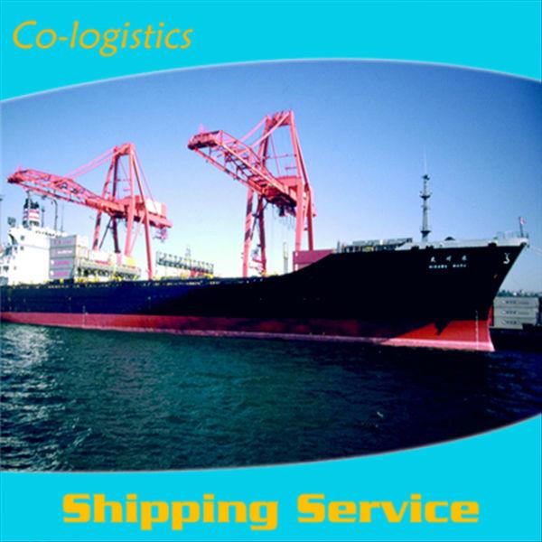 Goedkope tarieven zee verzending naar Varna Bulgarije Luxemburg Frankrijk uit China professionele expediteur agent