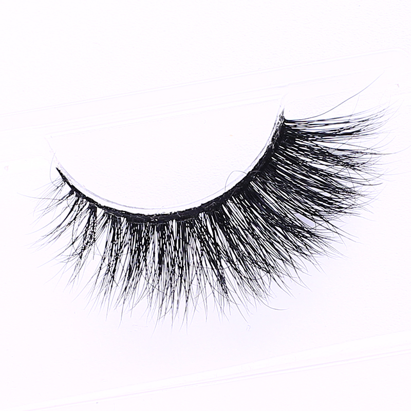 Singal Từ Cross Rậm Top Lashes Eyelashes