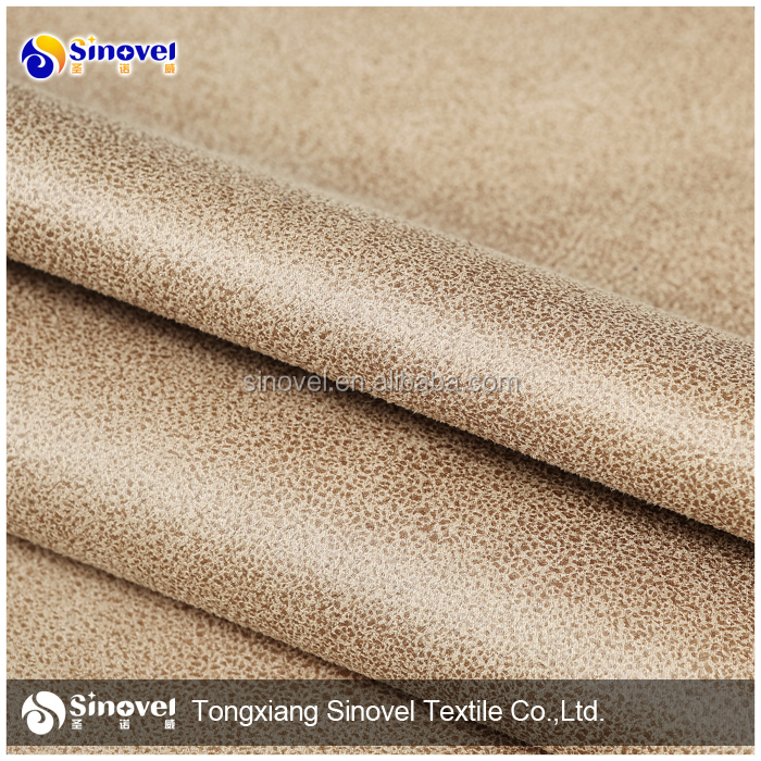 Classics suede fabric for furniture