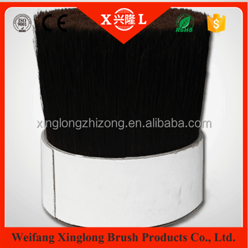 View larger image Natural Black Pig Hair Boiled Bristles Natural Black Pig Hair Boiled Bristles Natural Black Pig Hair Boiled B