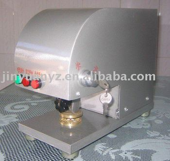 The new fashion style custom embossing stamp machine for office use