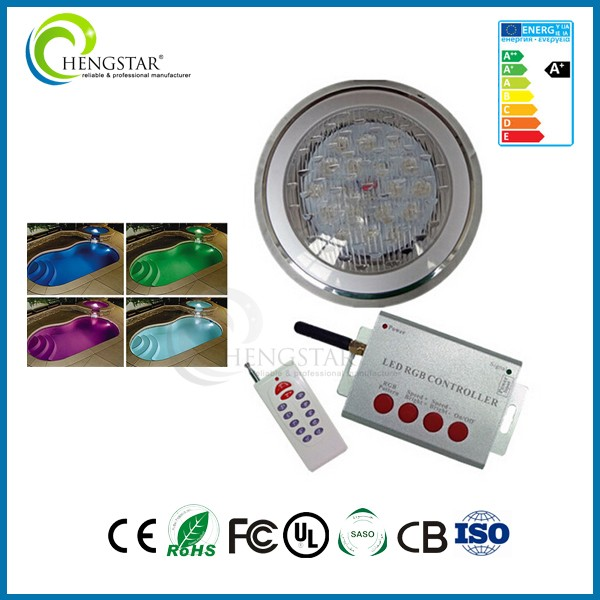 High quality long duration time par 56 swimming pool led light 36w
