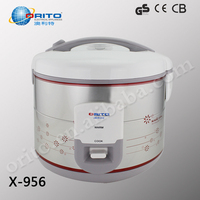 National home appliances deluxe 110v rice cooker