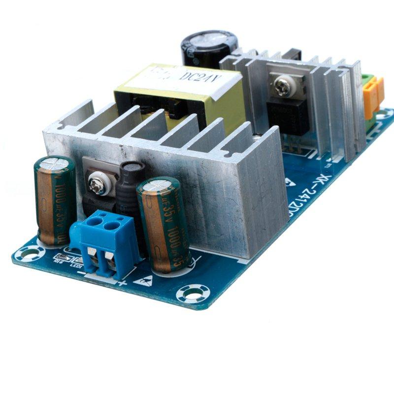 Highpowerpulsegenerator Powersupplycircuit Circuit Diagram