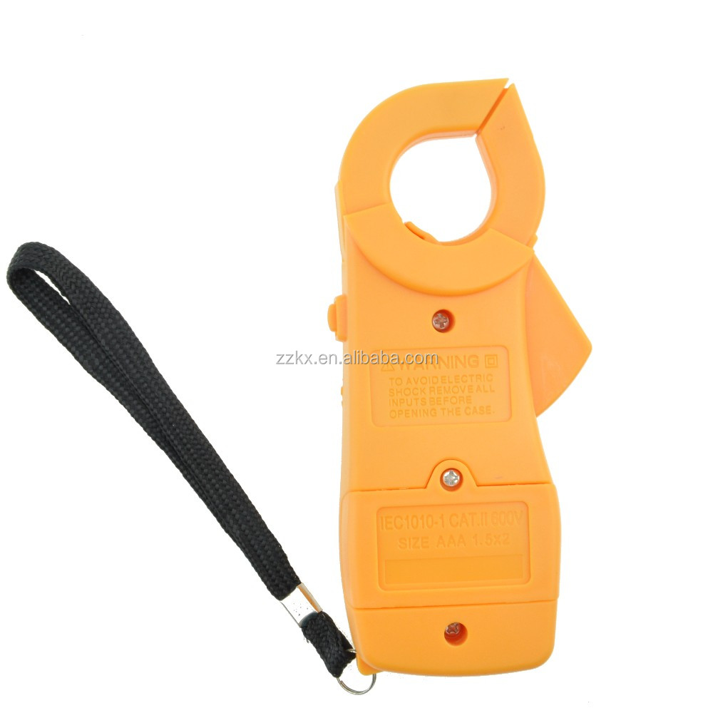 Ampere Ac Dc Voltage Current Tester Tool Mt87 Digital Multimeter And Small Size Pocket Clamp Meter