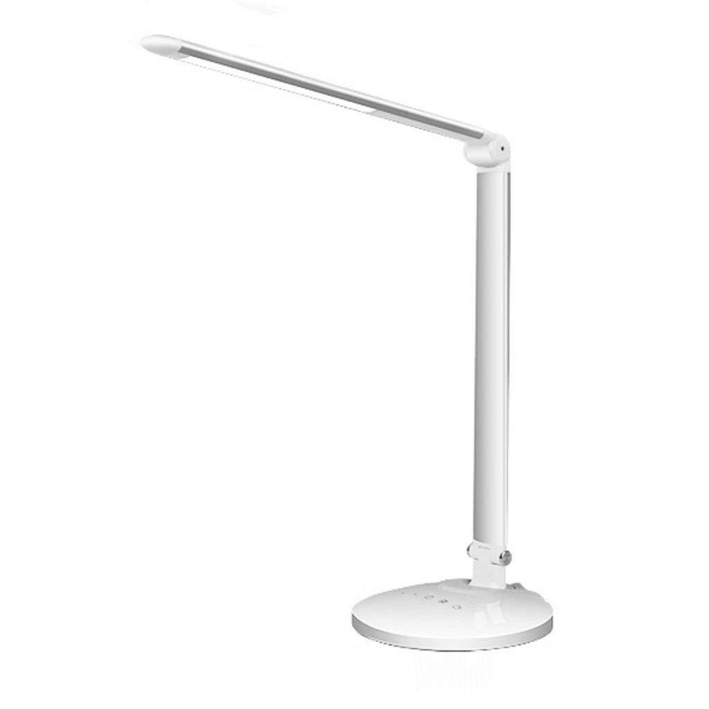 TENDA.FEI LED Eye Protection Desk Lamp Touch Switch 6-Speed Adjustment Folding Energy-Saving Modern Minimalist Office Reading