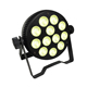 Small aluminum par light 12pcs rgbwa uv 6in1 led par can led stage light with sound control auto DMX512 for club bar