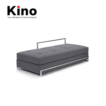 Modern Stainless Steel Frame Sofa Bed,Corner Sofa Wall Bed For Sale ...