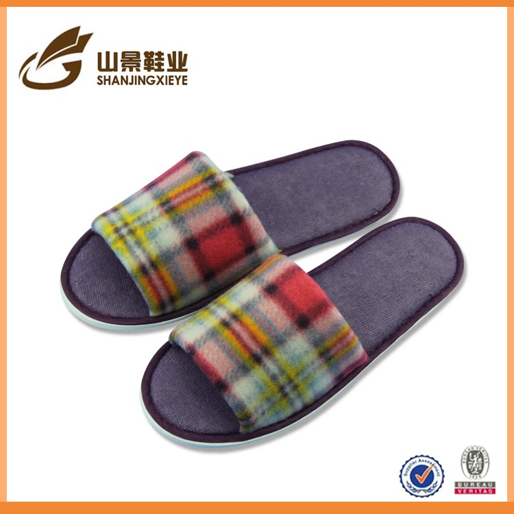 New arrival quality cheap promotion hotel slippers