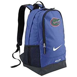 a5c9f389d3f1 Get Quotations · Nike Max Air Training College Team Backpack UNIVERSITY OF  FLORIDA GATORS