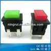 2014 High Quality New Patent Transformer Industrial Plastic Push Button Switch with lamp