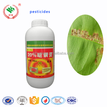 Manufacturer High Quality Bifenthrin Pesticides Tolfenpyrad 15 %ec - Buy  Agricultural Tractor Pesticide Sprayer,Machine For Making Organic  Fertilizer
