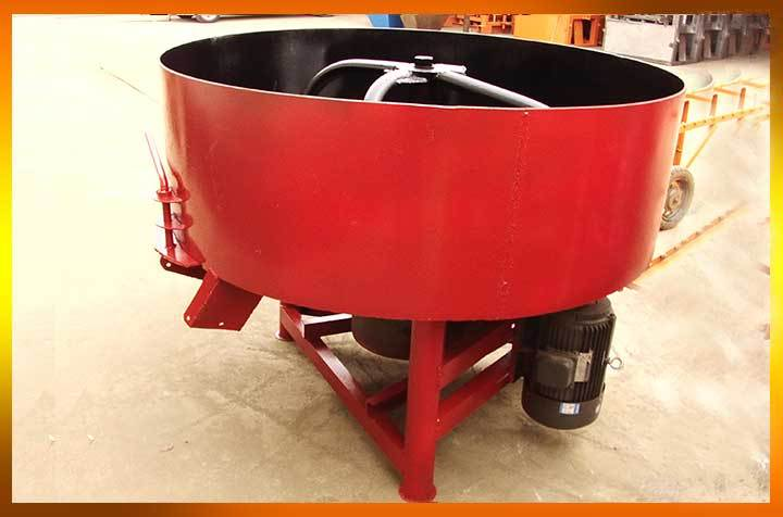 Concrete Mixer Diesel Type Building Construction Tools And ...