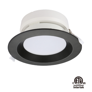 Dimmable 3500K ETL approved 4 inch PC housing LED down light