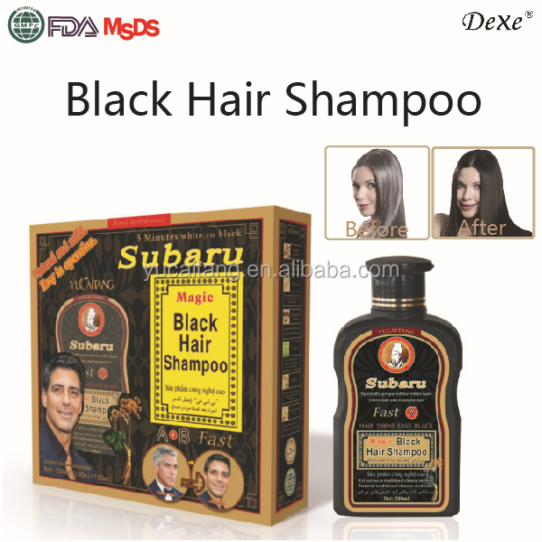 Famous Black Hair Shampoo Subaru Fast Color Shampoo - Buy Black Hair ...
