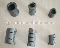 oem iron parts production cast iron stove parts
