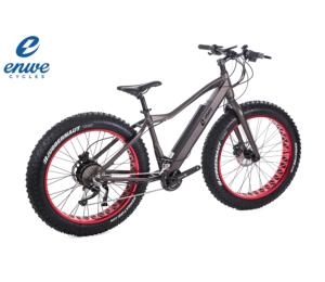 26 Inch 500W 48V 10.4AH Fat Tire electric bicycle wholesale el fatboy/elcykel/electric fat bike e-bicycle 1000w
