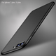 DFIFAN New Arrival Full Matte Black Case for iphone 7 8 Phone Accessories Soft Mobile Phone Case for Apple iphones 7 8 plus
