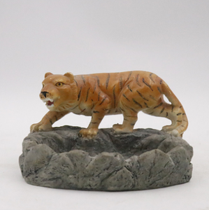 Tiger resin ashtray souvenir gift wholesale