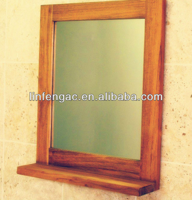De lujo de dise o elegante barato decorativos espejo de for Disenos de espejos decorativos