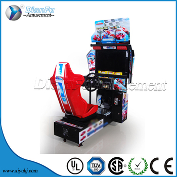 2013 Hot Sale First Choice For Game City Out Run 2 Arcade Car ...