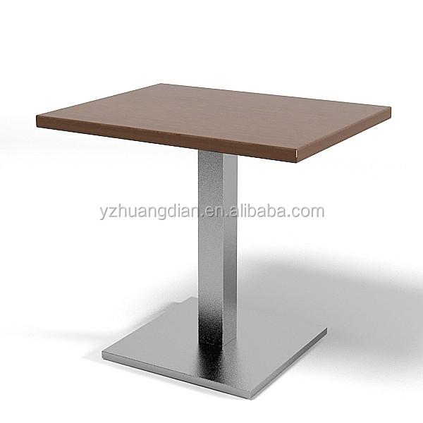Cafe Furniture For Sale: ساحة مطعم طاولة وكراسي للبيع YHR7001-موائد معدنية-معرف