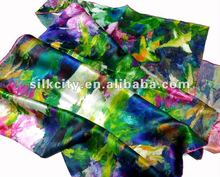 Factory Best Price Silk Scarves With Pendants