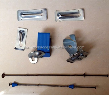 Concrete Snap Ties Sanp Tie Wedge And A Brackets For