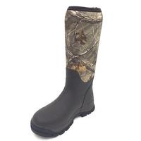 Top grade quality neoprene socks waterproof hunting boots rain boots men