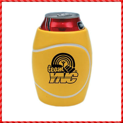 Orange personalized customized beer instant cooler wholesale