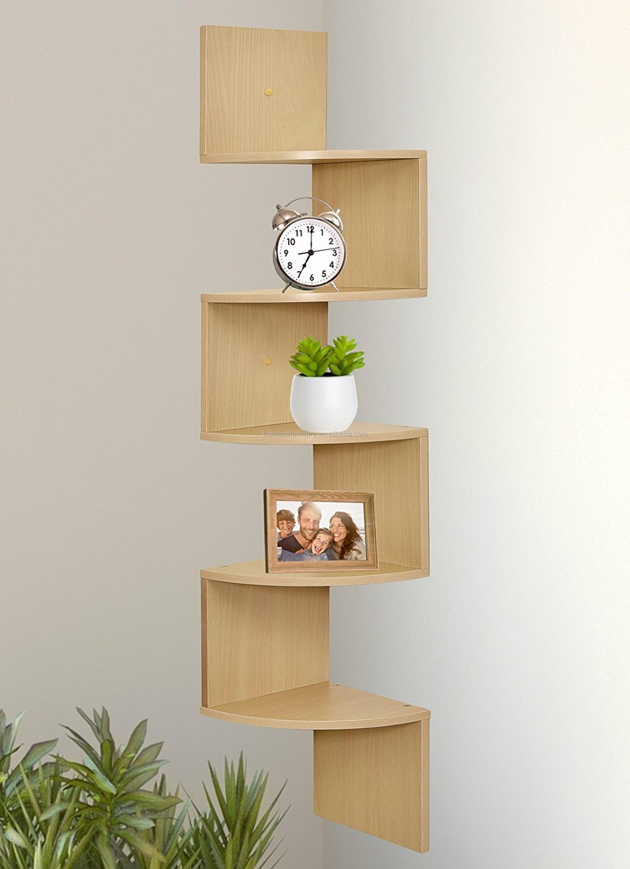 Cheap Living Room Furniture Inner Corner Storage Shelf ...