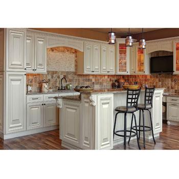 Western Style White Kitchen Cabinets Online Kitchen Design - Buy Western  Style White,White Kitchen Cabinets,Online Kitchen Design Product on ...