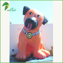 Promotion giant inflatable dog/ inflatable animals