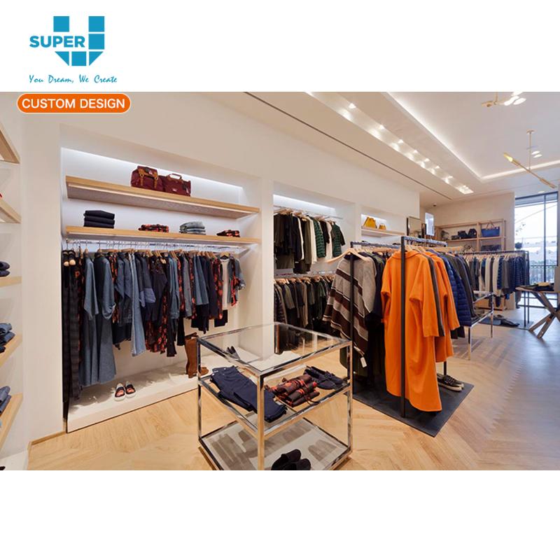 31b84bf0e65 Retail Fashion Creative Commercial Ladies Shop Decoration Interior Design